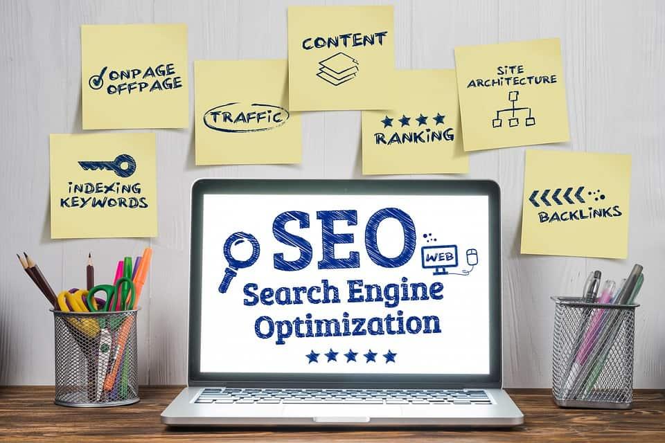 七月工作坊: SEO 搜索引擎優化入門 + Google & Facebook 追蹤式廣告入門
