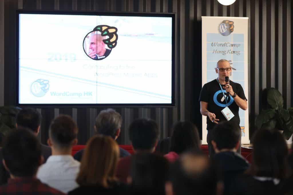 Casar Tardaguila Hong Kong WordCamp 2019