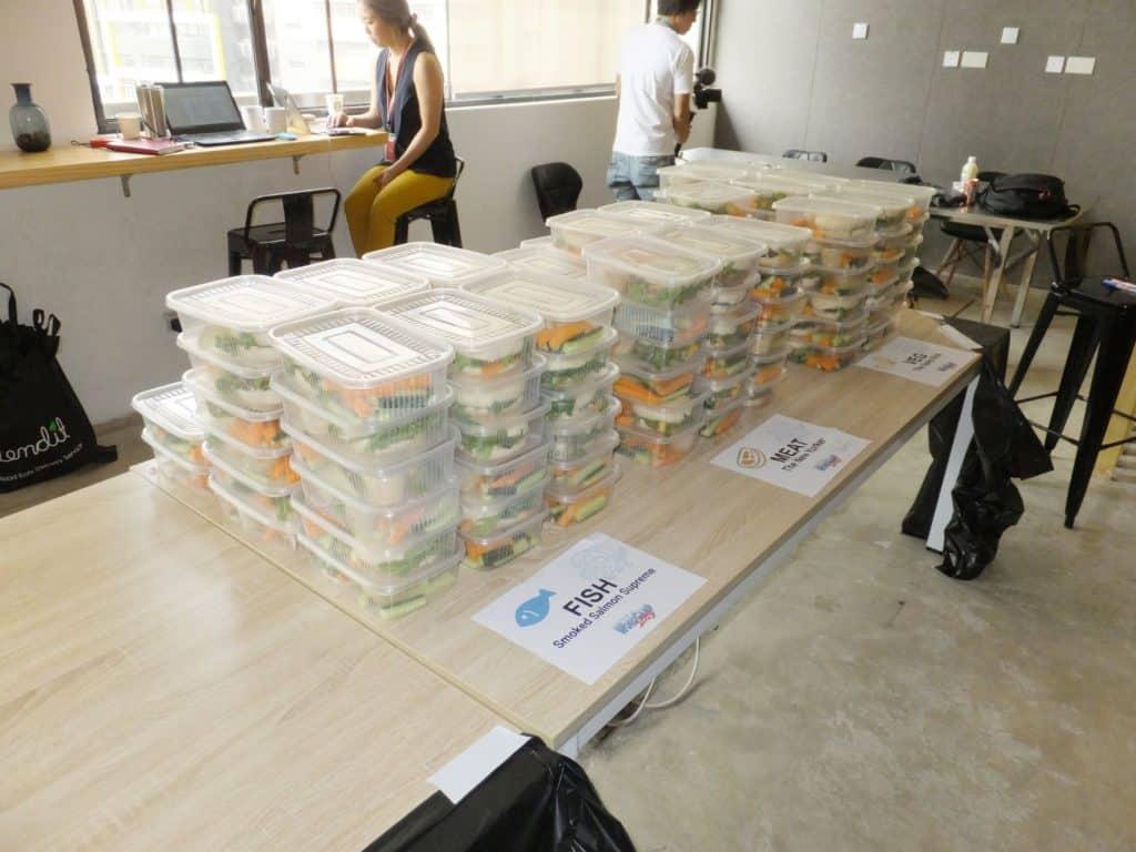 Lunch Hong Kong WordCamp 2019
