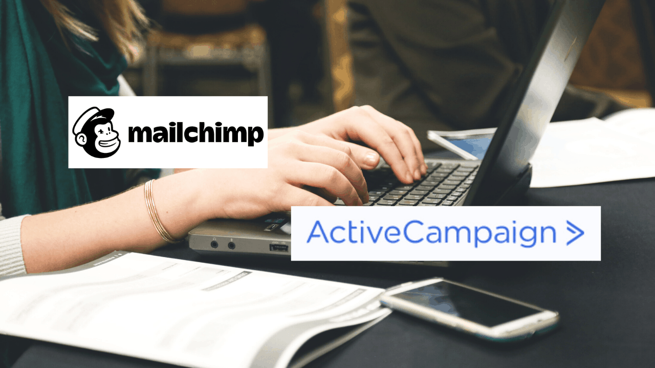 edm 電郵推廣軟件有那些?Mailchimp及 activecampaign 有何分別?