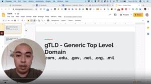 Domain 域名類別: GTLD,CcTLD,新 GTLD