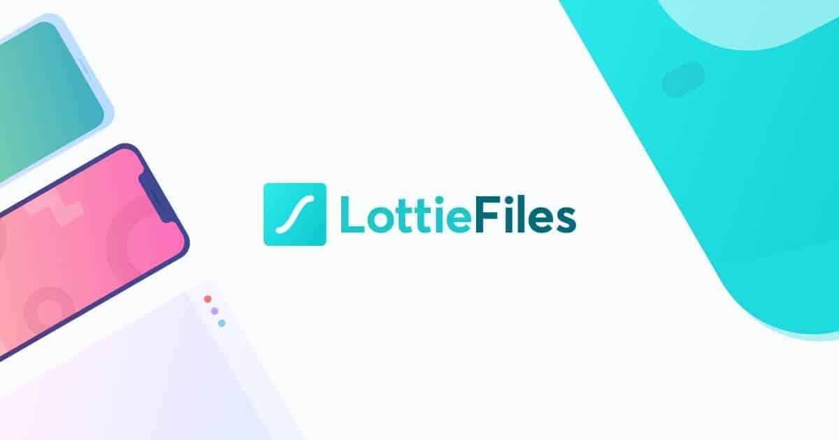 Lottie file