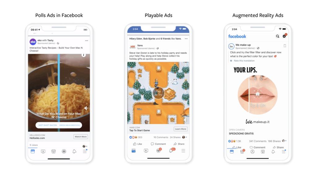 Still 3 Products 當廣告失去大數據 ⋯⋯ iOS14 如何影響你的Facebook廣告?